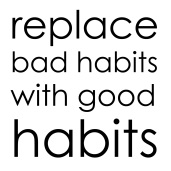 Replace Habits
